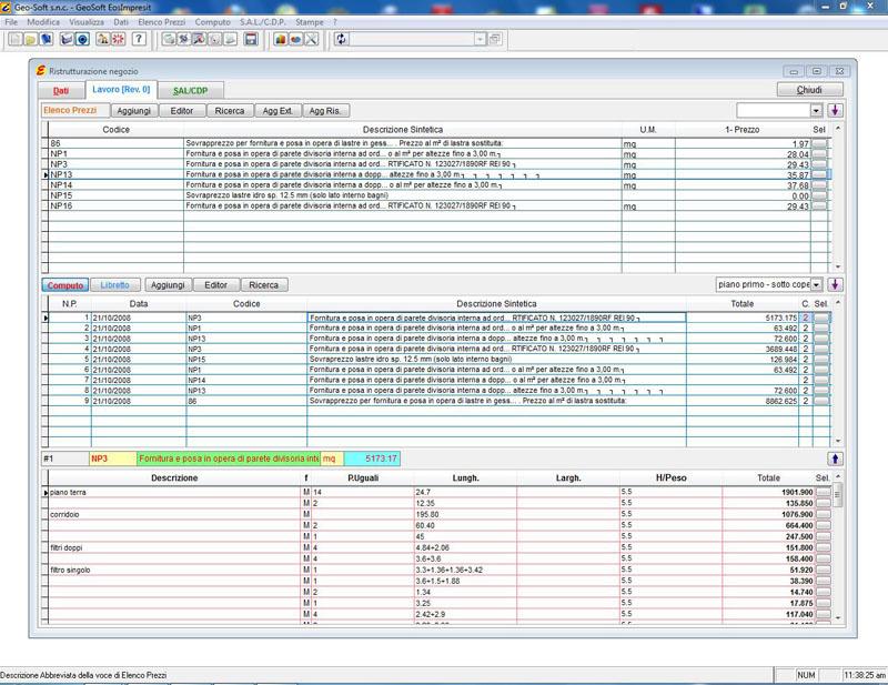 Computo metrico xls scaricare for Computo metrico estimativo excel