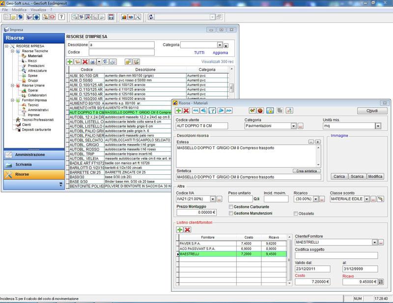 Eosimpresit software per l 39 edilizia geo soft for Software di progettazione edilizia domestica